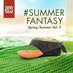 ECS Summer Casual Eid Shoes For Woman 2017 2