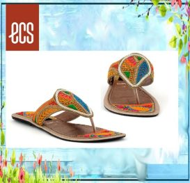 ECS Summer Casual Eid Shoes For Woman 2017 4