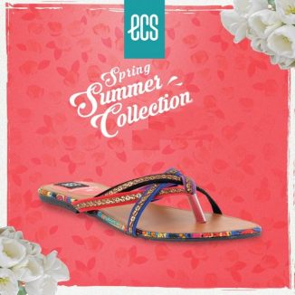 ECS Summer Casual Eid Shoes For Woman 2017 6
