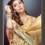 Eid Festive Wear Luxury Collection By AlKaram 2017