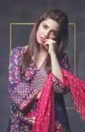 Eid Festive Wear Luxury Collection By AlKaram 2017 15