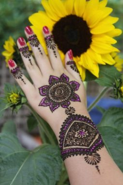 Eid Ul Fitr Mehndi Designs For This Summer Season 2017 4
