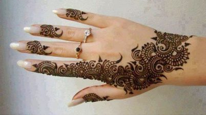 Eid Ul Fitr Mehndi Designs For This Summer Season 2017 6