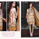 Floss Embroidered Luxury Lawn Shalwar Kameez Vol-2 2017 10