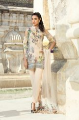 Ivy Gulzar Casual Eid Lawn Shalwar Kameez Collection 2017 9