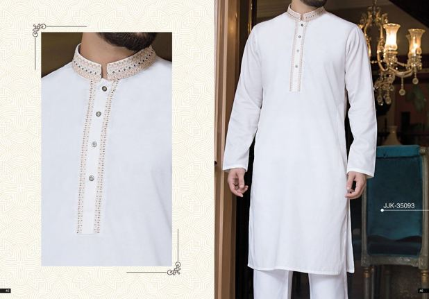 Junaid Jamshed Eid Kurta Shalwar Trendy Collection 2017