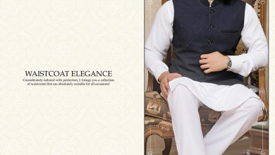 Junaid Jamshed Eid Waistcoat Collection 2017