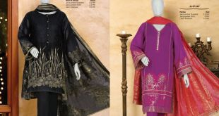 Junaid Jamshed Jashne Eid Summer Collection 2017