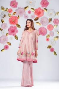 Modern Woman Eid Dresses By Sofia Naveed Lari 2017 10