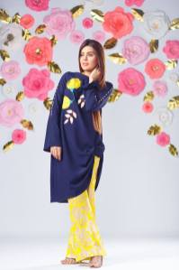 Modern Woman Eid Dresses By Sofia Naveed Lari 2017 2