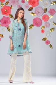 Modern Woman Eid Dresses By Sofia Naveed Lari 2017 8