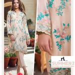 Nishat Linen Luxury Formal Wear Eid Collection 2017 2