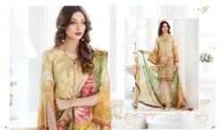 Nourhan Eid Shalwar Kameez By Gohar Textiles 2017 7