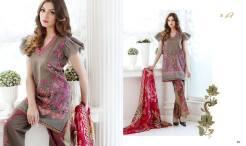 Nourhan Eid Shalwar Kameez By Gohar Textiles 2017 8