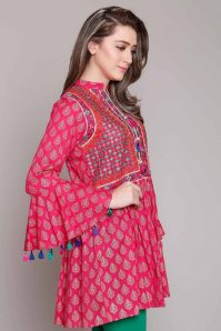 Rang Ja Eid Festive Season Dresses Colorful Collection 2017 4