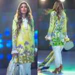 Rungrez Eid Lawn Shalwar Kameez Designs 2017 5