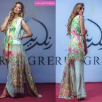 Rungrez Eid Lawn Shalwar Kameez Designs 2017