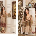 Veena Durrani Modern Summer Tunics Collection 2017 Vol-5 3