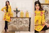 Veena Durrani Modern Summer Tunics Collection 2017 Vol-5
