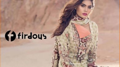 Firdous Casual Lawn Embroidered Dresses Summer 2017