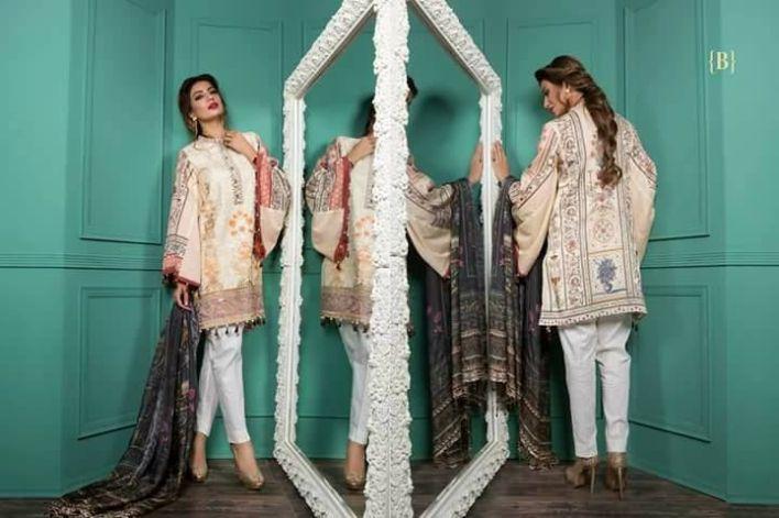 Rang Rasiya Carnation Eid Collection 2017
