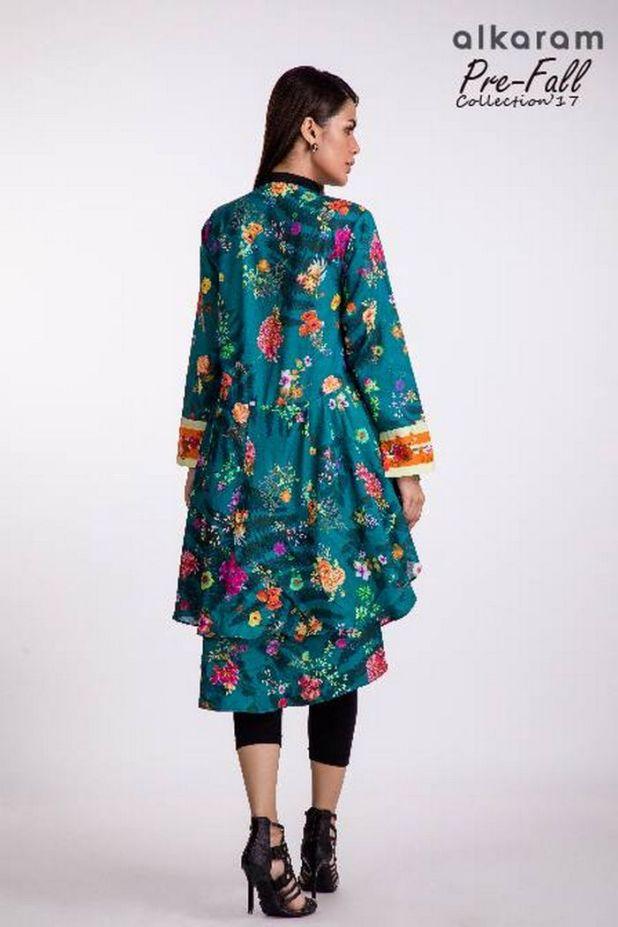 Alkaram Studio Casual Winter Collection 2017-18