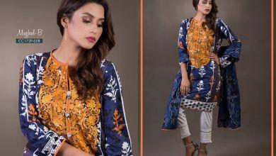 Bonanza Satrangi Cambric Dresses Collection 2018
