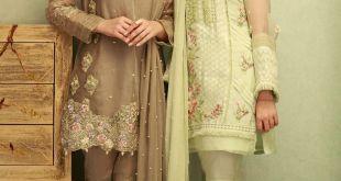 Phatyma Khan Luxury Winter Pret Dresses 2018