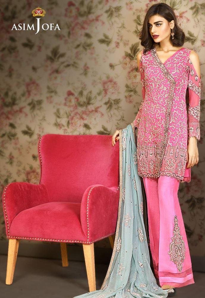 Asim Jofa Mysorie Luxury Collection Winter Dresses 2018