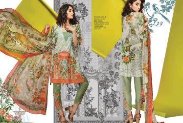 Ittehad Embroidered Festive Season Lawn Shalwar Kameez
