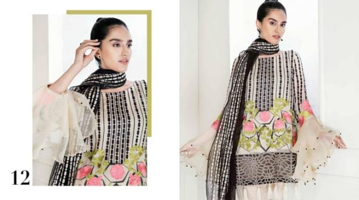 Charizma Mid Summer Casual Lawn Collection