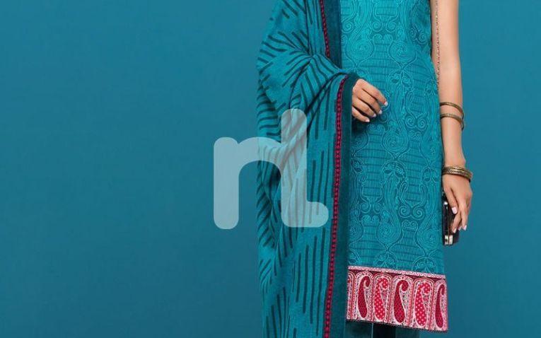 e1ea3d4161 Nishat Linen Winter Shawls 3 Piece Collection 2019 - Fashionvilas.com