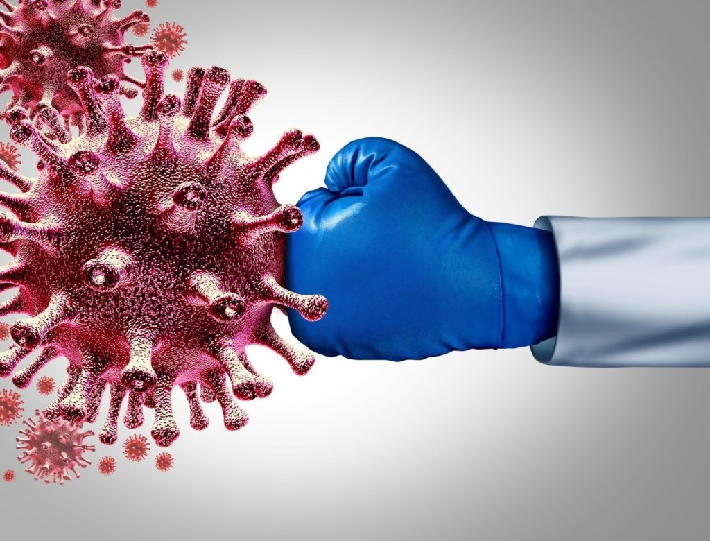 How to build a strong immunity against any virus types