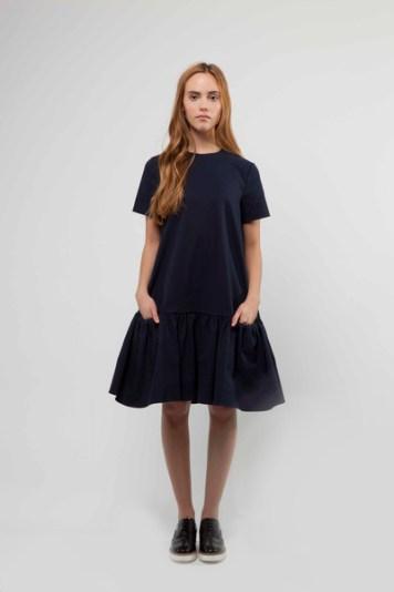 Roberta Swing Cotton Dress £299