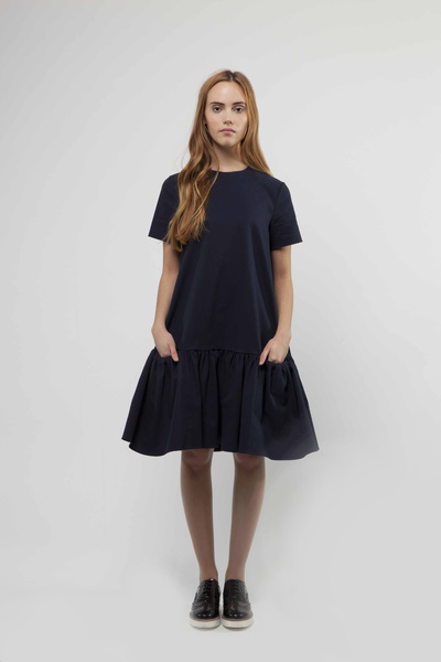 Roberta Swing Cotton Dress £299