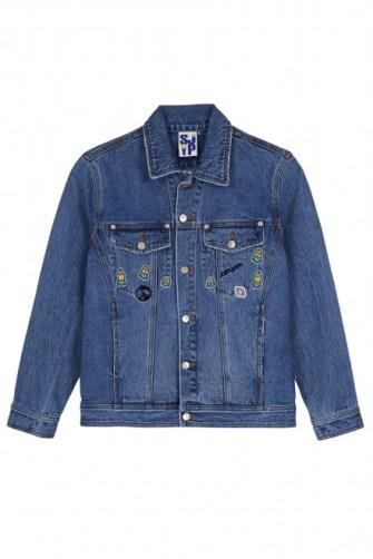 Steve J & Yoni P Denim Jacket
