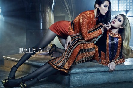 the-jenner-sisters-headline-balmains-2015-fall-campaign-2