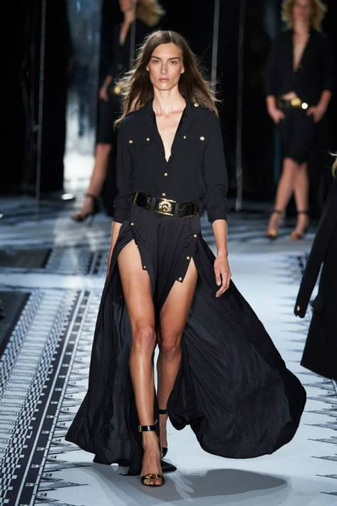 Anthony-Vaccarello-x-Versus-2014-fashion-show-000
