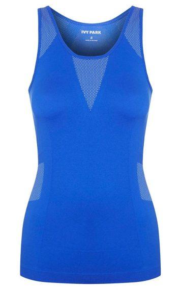 Seamless racer vest, £22