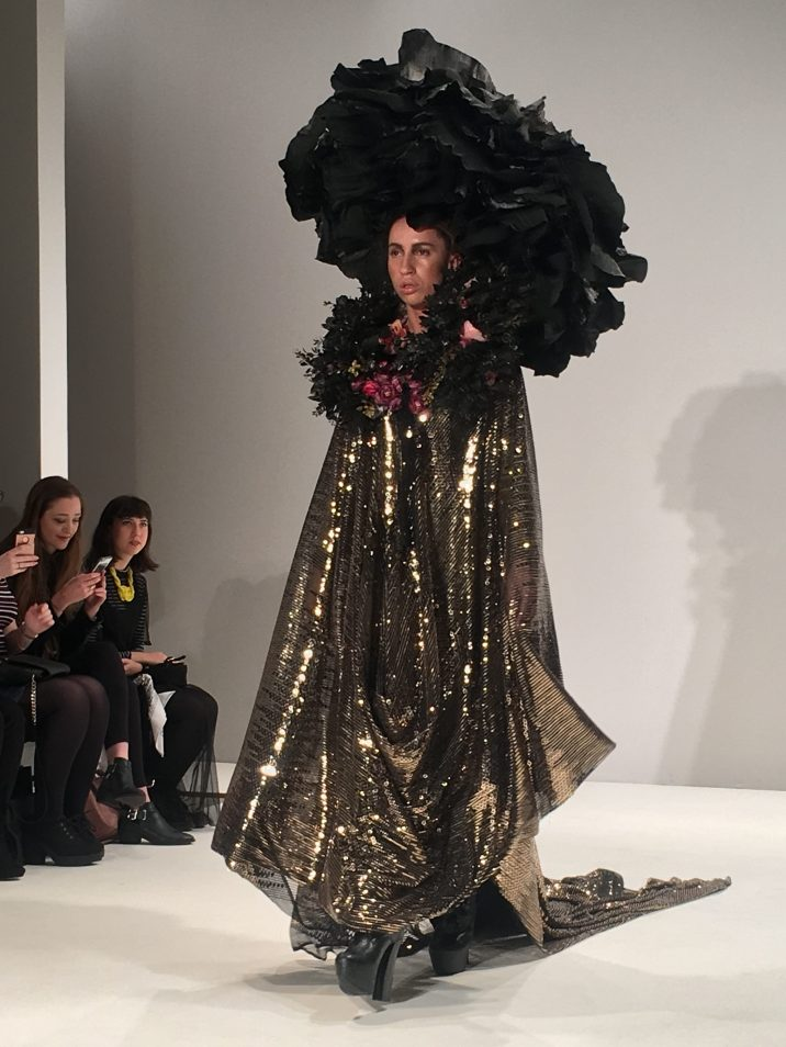 Hellavagirl Couture London Fashion Week FW17 1