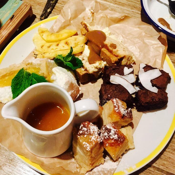 Turtle Bay Middlesbrough Dessert Platter