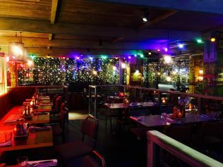 Turtle Bay Middlesbrough Booth Dining