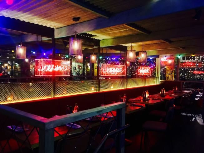 Turtle Bay Middlesbrough Back Section