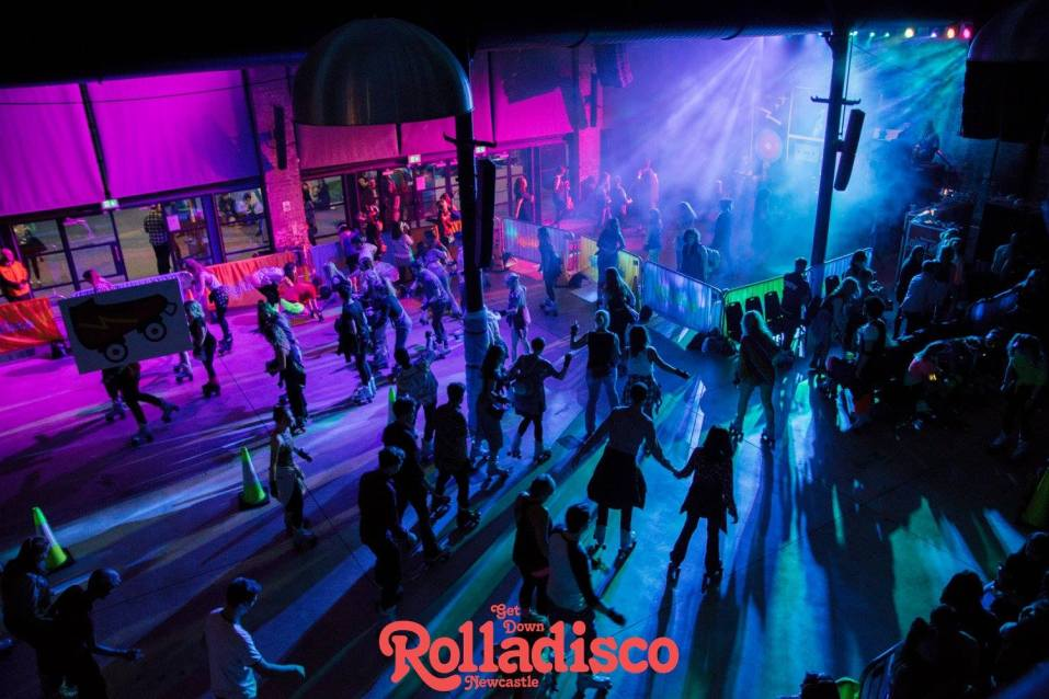 Rolladisco NCL Fashion Voyeur 1