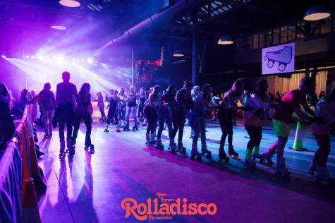 Rolladisco NCL Fashion Voyeur 8
