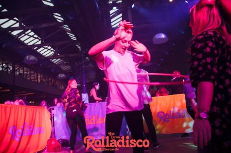 Rolladisco NCL Fashion Voyeur 5
