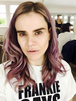 Pixie Tenenbaum, No Makeup