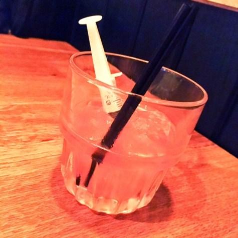 Alchemist Zombie Cocktail