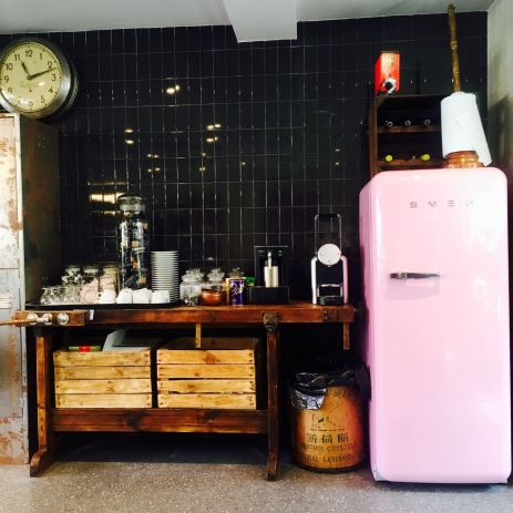 Boilerhouse Ouseburn Coffee Area