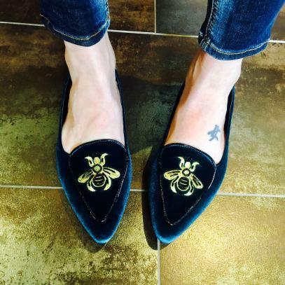 Sensible yet awesome footwear